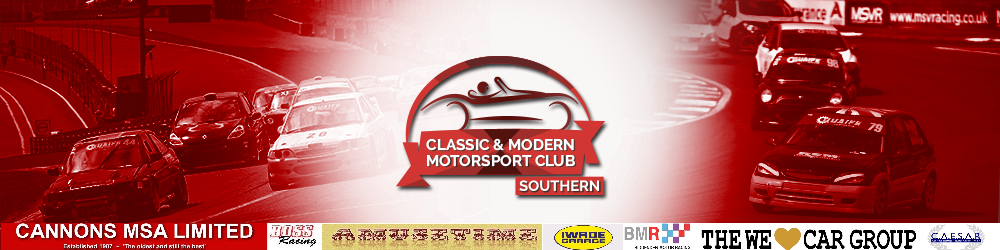 Classic & Modern Motorsport Club Southern
